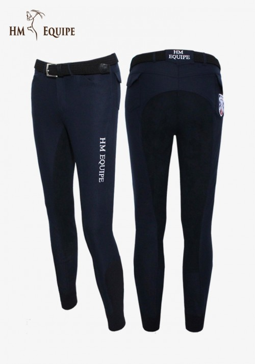 HM Equipe - Men's Full-Seat Breeches Jupiter