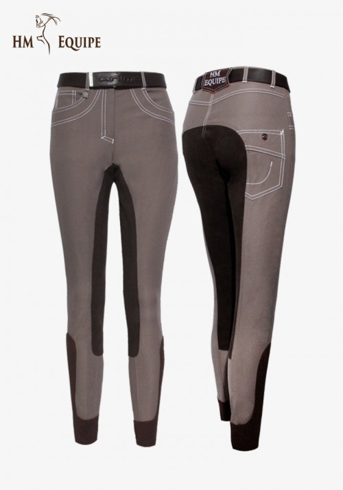 HM Equipe - Women's Full-Seat Breeches Vega