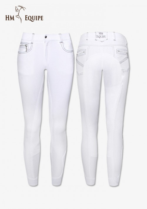 HM Equipe - Men's Full-Seat Breeches Mond
