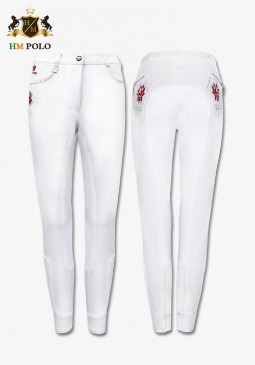 HM Equipe - Women's Full Breeches Bella