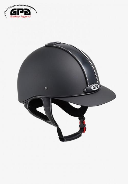 GPA - Riding Helmet Classic Crystal 2X