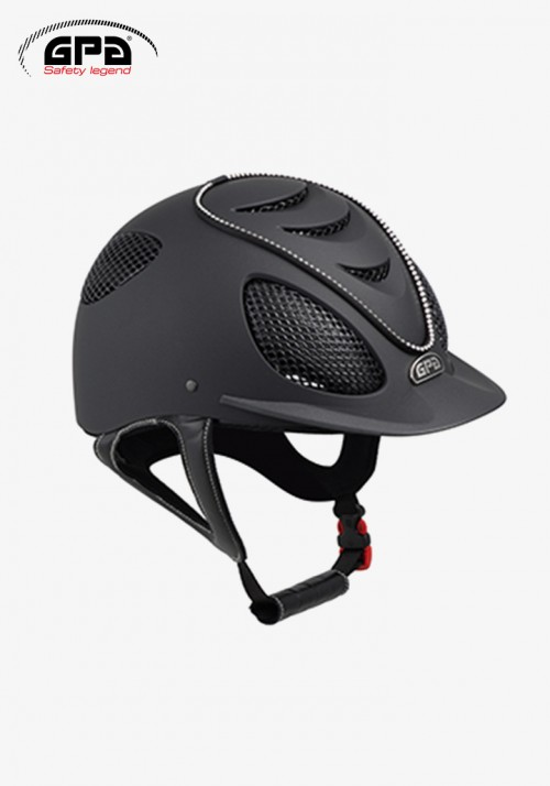 GPA - Riding Helmet Speed'air Crystal 2X