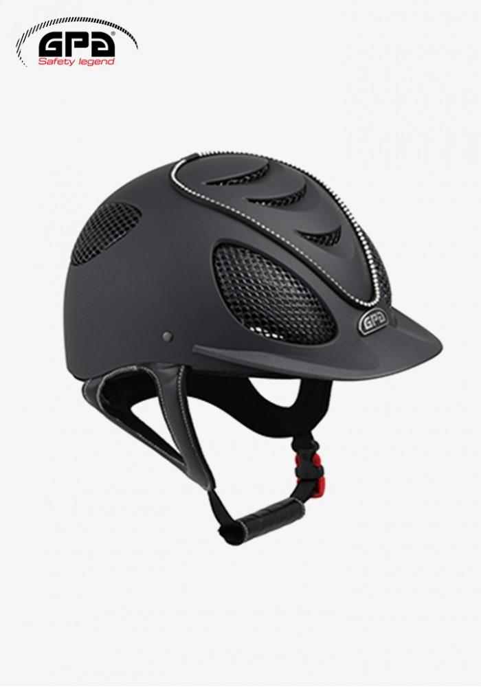 GPA - Riding Helmet Speed'air Crystal 2X