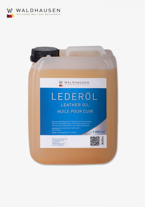 Waldhausen - Leather Oil, liquid 5 L