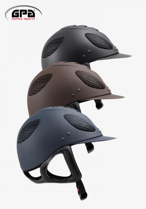 GPA - Riding Helmet Evo + 2X