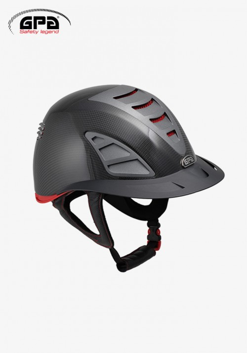 GPA - Riding Helmet First Lady Carbone 4S