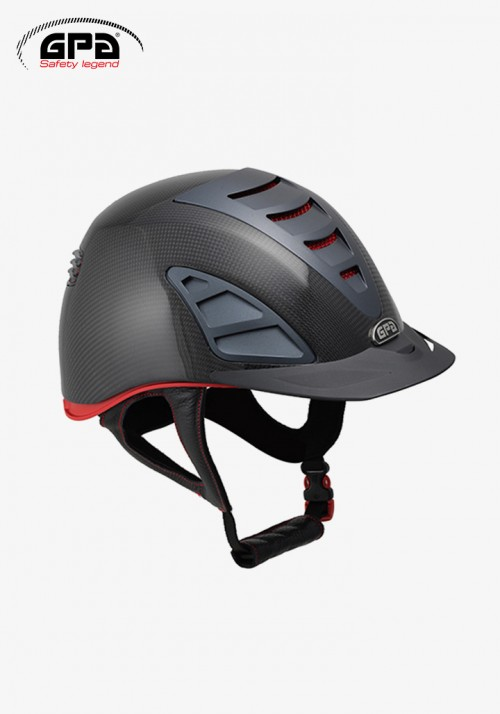 GPA - Riding Helmet Speed Air Carbone 4S