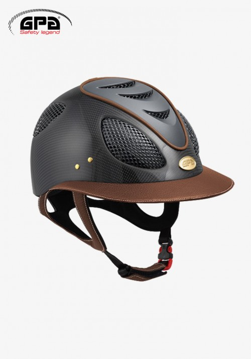 GPA - Riding Helmet First Lady Carbone 2X