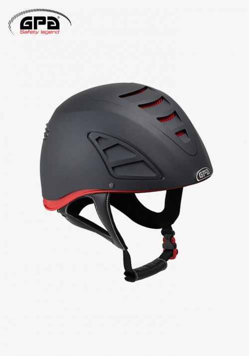 GPA - Riding Helmet  Jockup three 4S