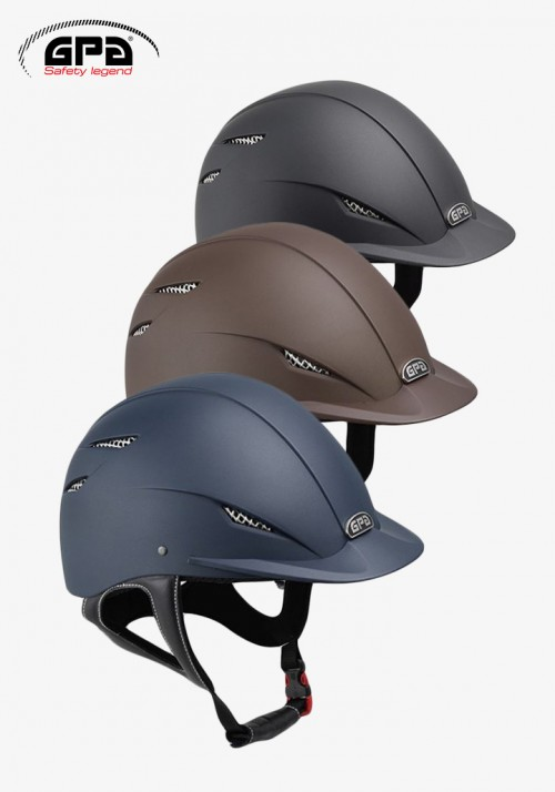 GPA - Riding Helmet Easy 2X