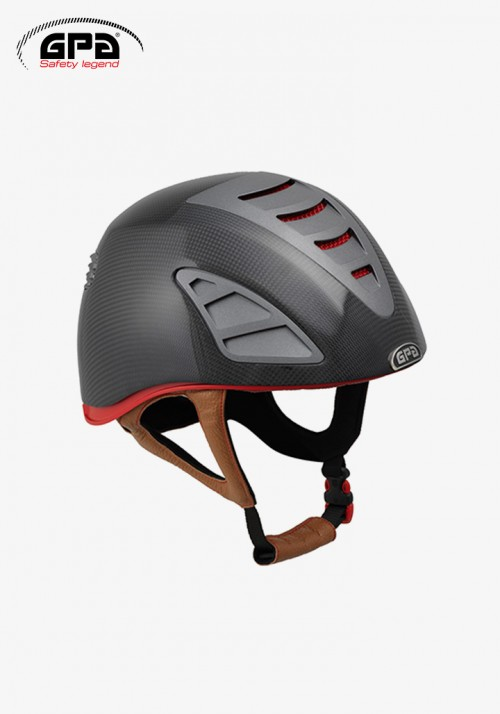 GPA - Riding Helmet Jockup one 4S