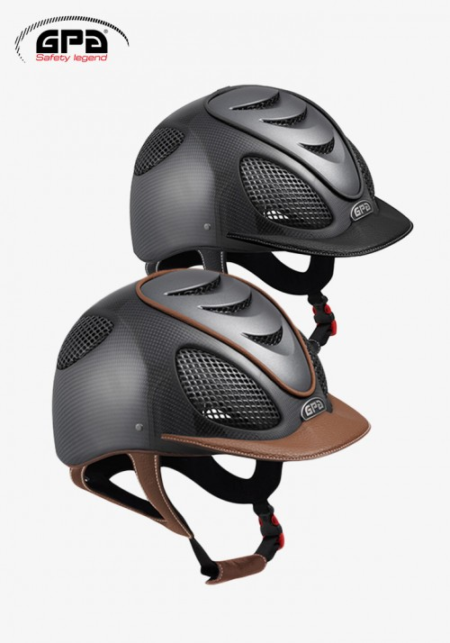 GPA - Riding Helmet Speed'air Carbone 2X