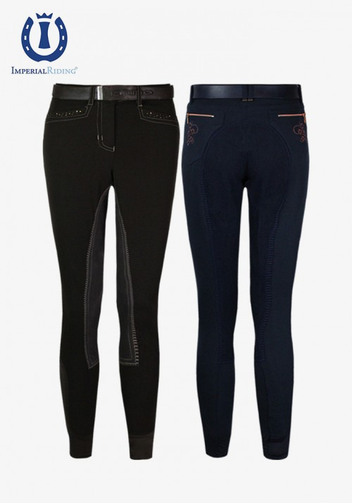 Imperial Riding - Women's Full-Seat Breeches Simply Nice