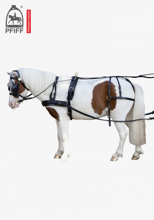 "Pfiff - Single harness ""Berta"""
