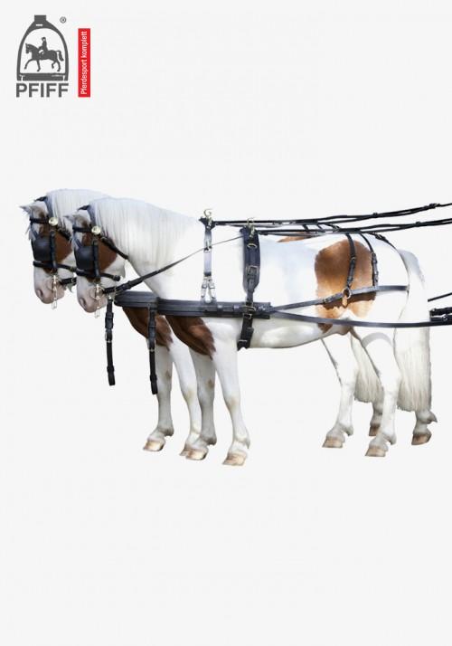 Pfiff - Double harness 'Berta'