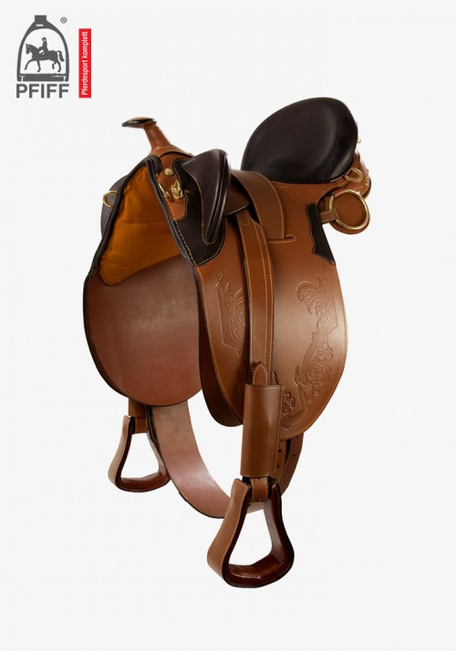 Pfiff - Stock saddle with horn