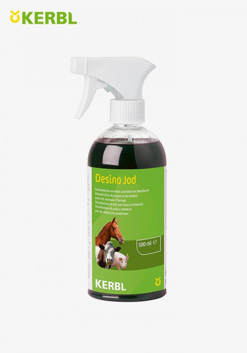 Kerbl - Wound Care Spray to support the natural healing process