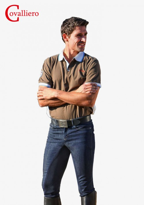 Kerbl - Covalliero Riding Breeches Denim for men