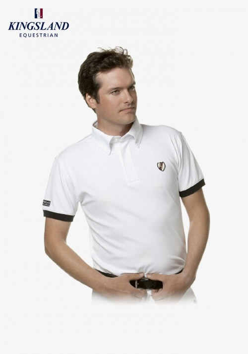 Kingsland - Men's and kids Polo Shirt Edward Classic