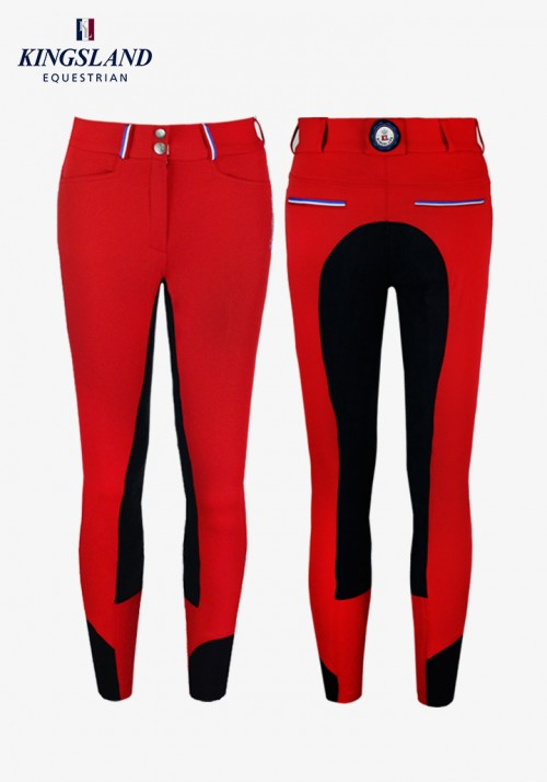 Kingsland - Women's Full Grip Breeches Kirstie