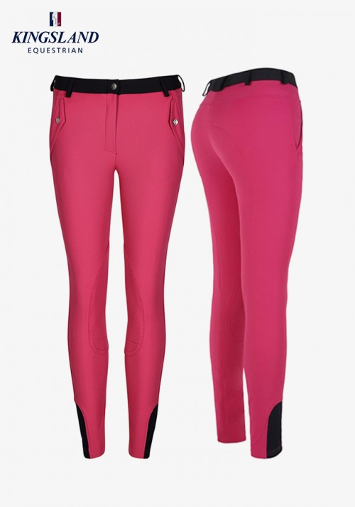 Kingsland - Ladies Technical Breeches Kelly
