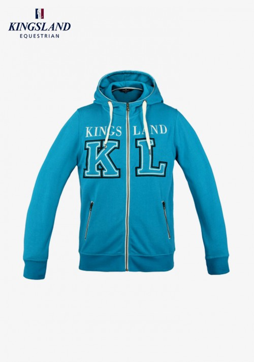 Kingsland - Unisex sweatg jacket Arran