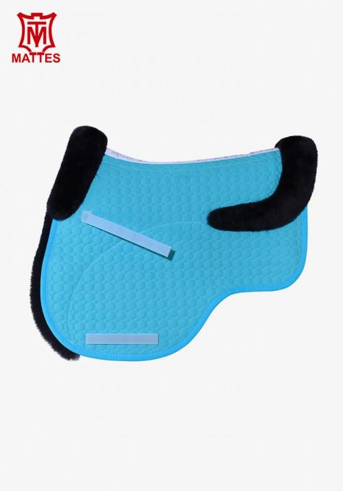 Mattes - Lambskin Eurofit-Saddle pad (VS)